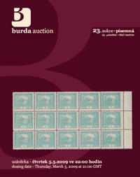 Mail Auction 23 - aukční katalog