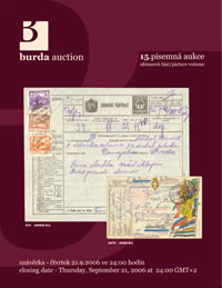 Mail Auction 15 - aukční katalog